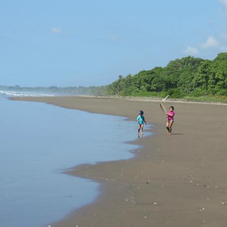 Hotel Playa Bejuco: plage