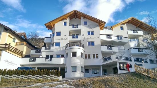 Aparthotel Alpendiamant Serfaus