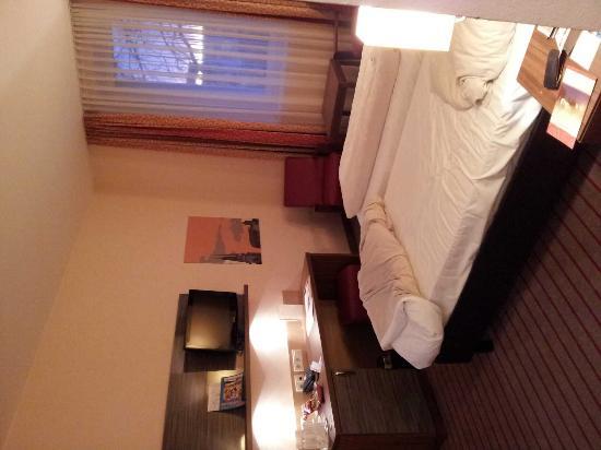 Novina Hotel Tillypark: Mein Zimmer