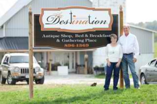 The Destination B&B: Welcome to The Destination!