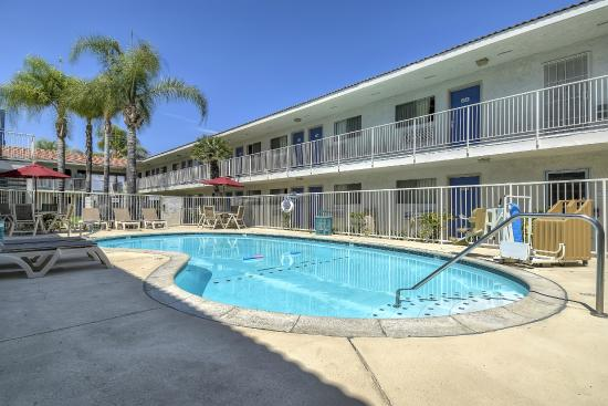 Motel 6 Los Angeles Rowland Heights Californië Foto S Reviews En Prijsvergelijking Tripadvisor