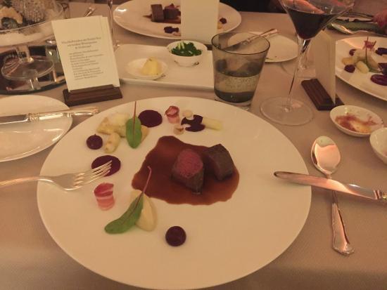 Restaurant Haerlin : nicht nur ein optischer Genuss...
