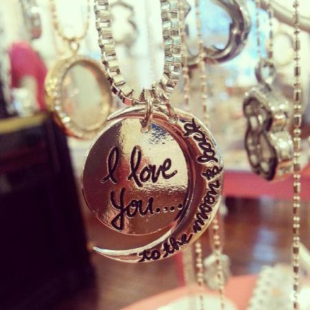 RMC  Boutique: Sweet silver jewelry