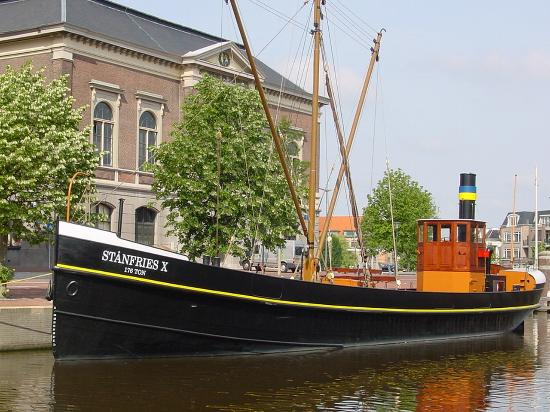 Museumhaven Leeuwarden