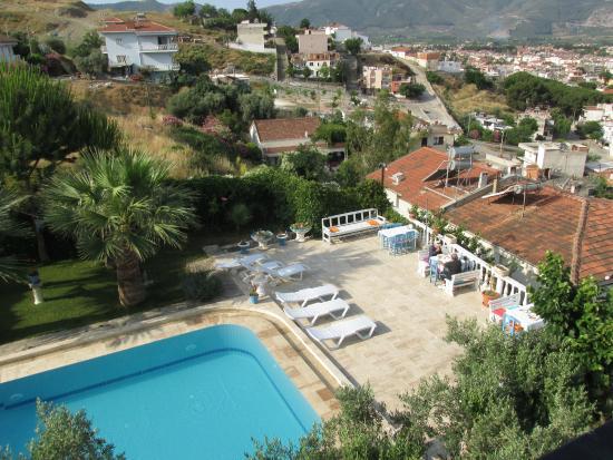Villa Panaroma: Piscina