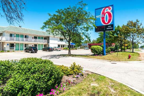 Motel 6 chicago o 39 hare schiller park il motel for Motels in chicago