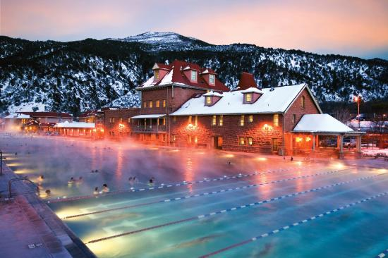 Гленвуд-Спрингс, Колорадо: Colorado's Premier Hot Springs