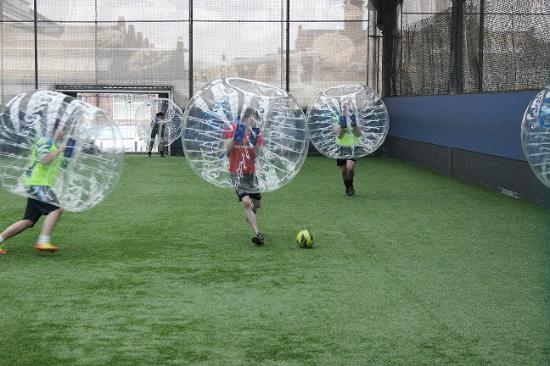 Bubble Soccer Scotland