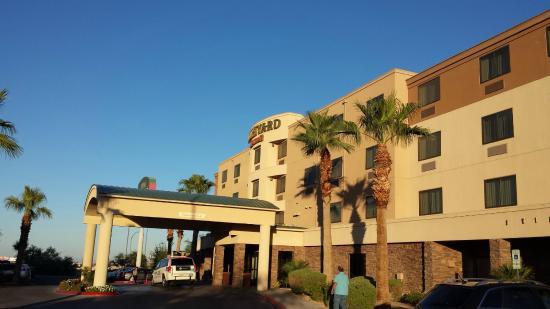 Courtyard Las Vegas South: esterno