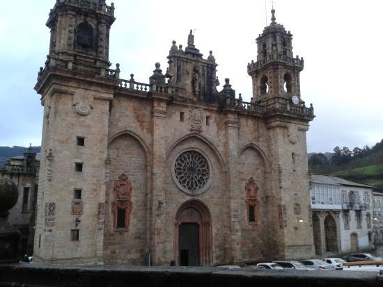 Catedral de Mondonedo: Catedral