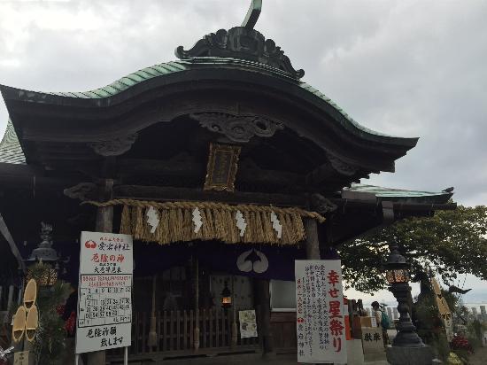 Atago Jinja Shrine: 神社