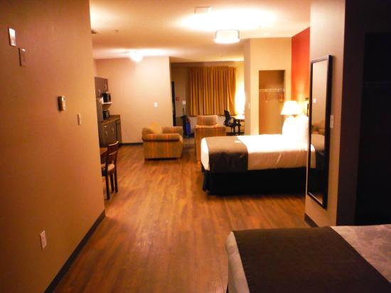 Quality Inn & Suites Hotel: suite loft