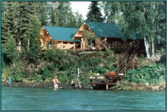 Orca Lodge cabins