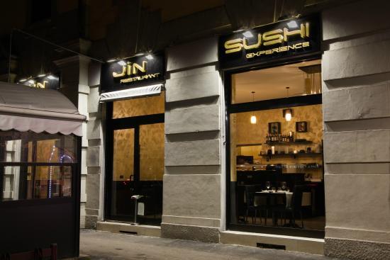 Jin Sushi Experience