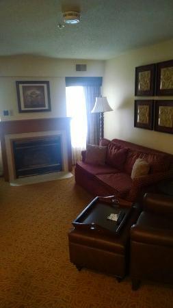 Homewood Suites by Hilton Toledo-Maumee : New room