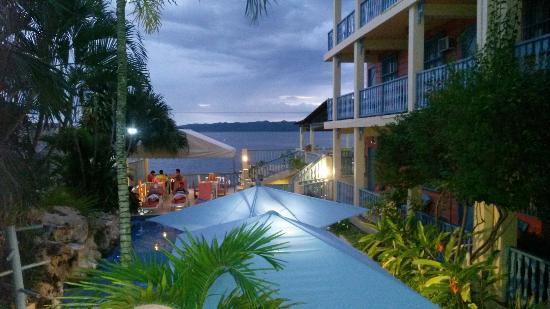 Vista Desde La Terraza Del Segundo Piso Picture Of Hotel