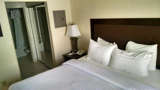 Homewood Suites by Hilton Toledo-Maumee : Bedroom