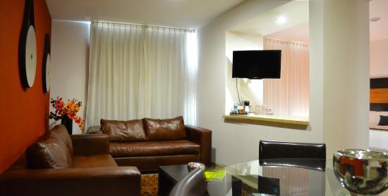 Wyndham Garden Silao Bajio Airport : Habitacion Master Suite