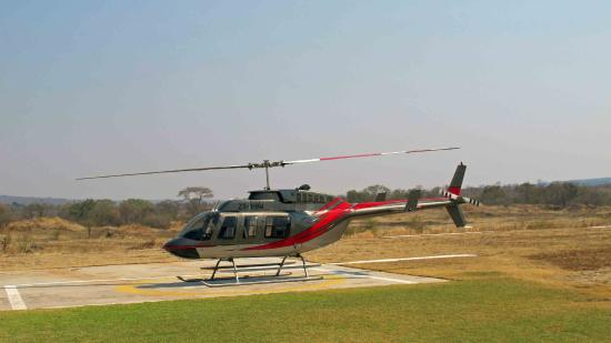 Bonisair Helicopters: Helicopter