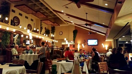 Bayfront Bistro : Dining Area
