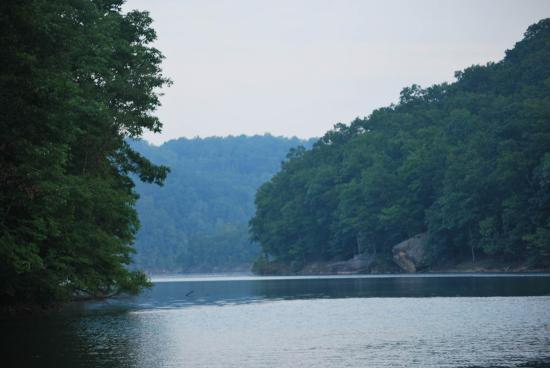 فرجينيا الغربية: Sutton Lake, Sutton WV