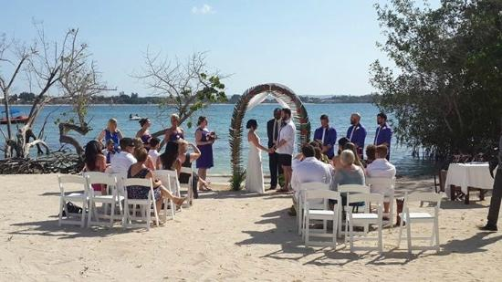 Clubhotel Riu Negril Our Wedding