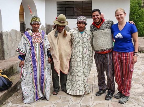 Etnikas Ayahuasca Retreats: Final day with the Shamans
