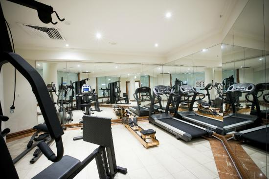 Breakfree Moroccan Resort: Onsite Gym