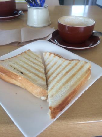 Hunterville, Nueva Zelanda: Gourmet melt