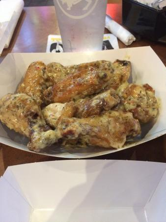 Buffalo Wild Wings Garlic Parmesan Recipe