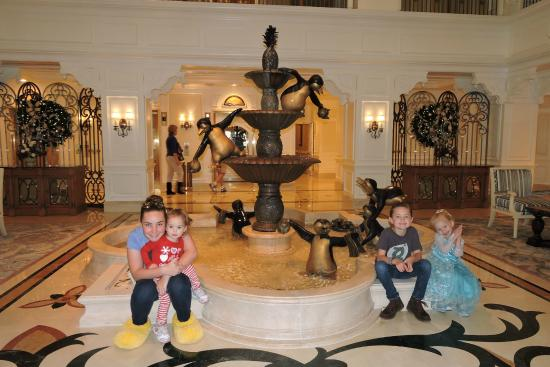 grand floridian 2 bedroom villa. Disney s Grand Floridian Resort  Spa GF Villa private Lobby Reception Picture of