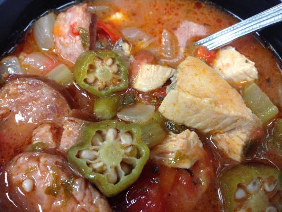 Biankini's : Chicken, Sausage Gumbo