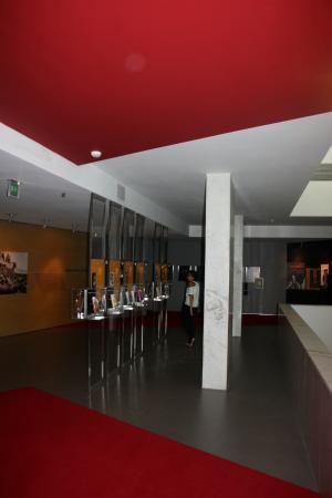 Vila Franca de Xira, โปรตุเกส: Vista do museu