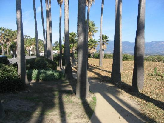 Isla Vista, Kalifornia: Path near Campus Point