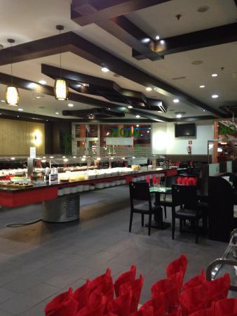wok las terrazas fotograf a de wok wang buffet libre las
