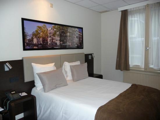 BEST WESTERN Dam Square Inn: Quarto 228