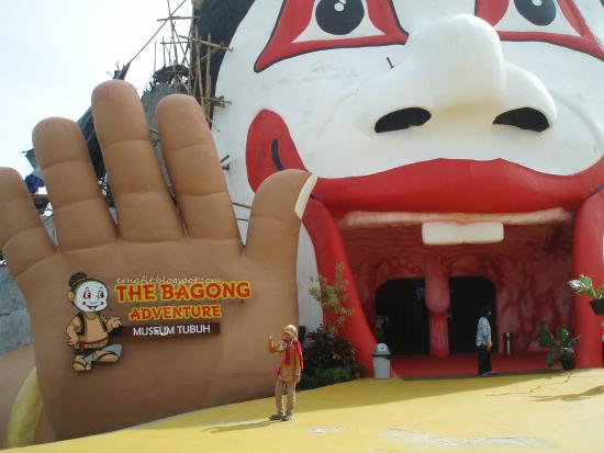 The Bagong Adventure Human Body Museum