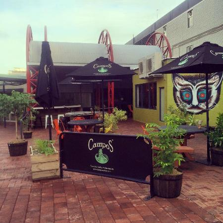 Alley Cats Cafe Darwin