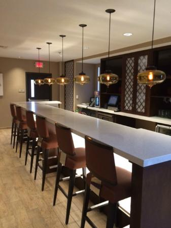 SpringHill Suites San Antonio Downtown/Riverwalk Area: Bar