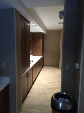 SpringHill Suites San Antonio Downtown/Riverwalk Area: Eating area