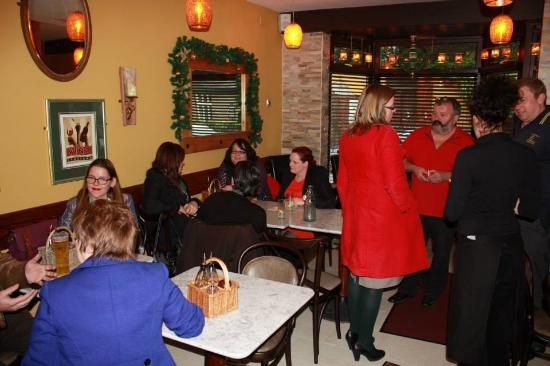 Bocca Italian Pizzeria : Growing Together at Bocca Restaurant