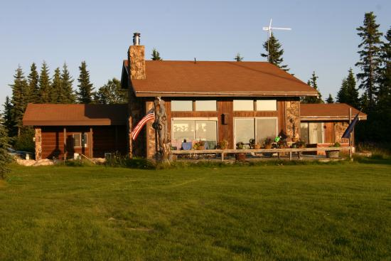Clam Gulch Lodge - Main Lodge Building