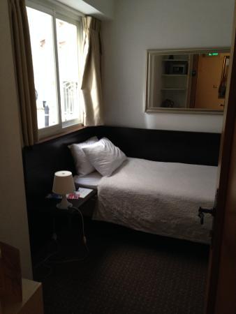 La Perle Hotel : Комната