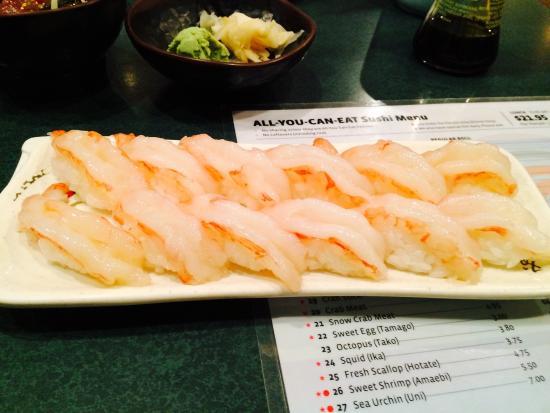 Sushi Mon : Amaebi