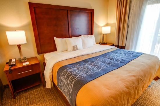Comfort Inn Fountain Hills - Scottsdale: King Bed