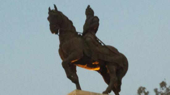 Maharaja Ranjit Singh Statue: Ranjit Singh