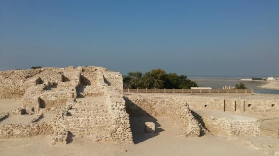 Qalat al Bahrain: View from The Fort