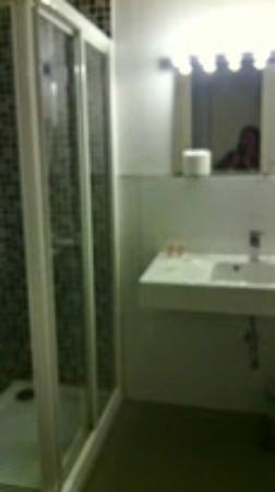 Apartamentos Torre de la Plata: baño