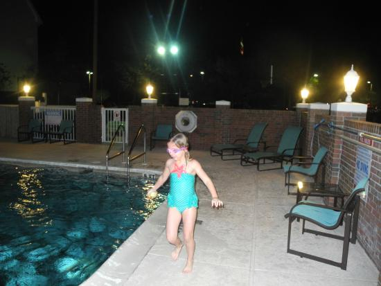 Residence Inn Jacksonville Airport: Swimming Pool