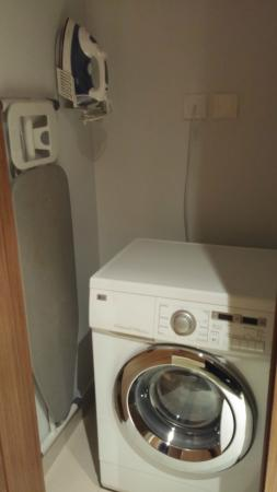 Washer and Iron